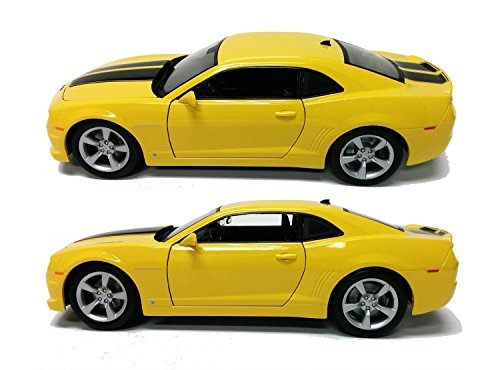 1:18 SPECIAL EDITION 2010 CHEVROLET CAMARO DIECAST MODEL CAR BY MAISTO