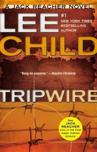 Buy lee child tripwire