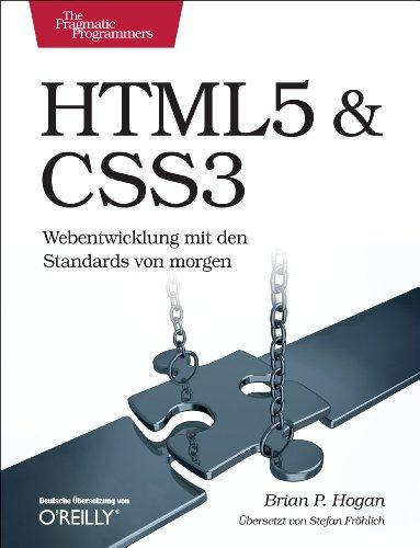 [PDF] HTML5 & CSS3: Webentwicklung mit den Standards von morgen Free Download   Publisher : O'Reilly Vlg. GmbH & Co.   Category : Computers & Internet   ISBN 10 : 3897213168   ISBN 13 : 9783897213166