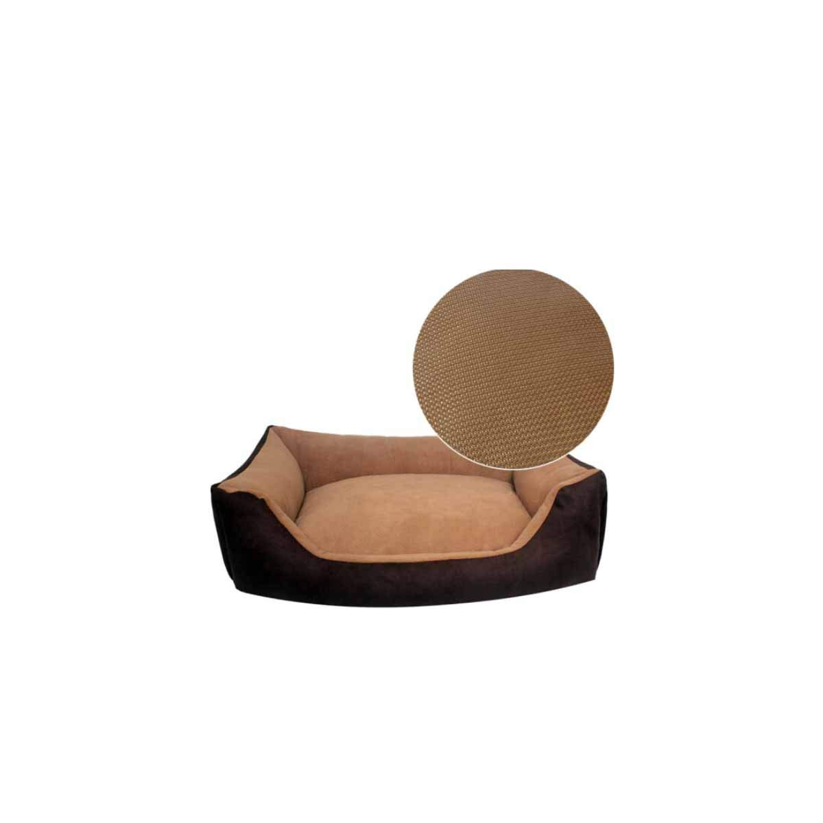 Beige L Beige L Kennel, Medium-Sized Winter, Washable in Winter, Medium-Sized Dog golden Retriever Kennel, Large-Scale Dog General-Purpose Four Seasons, Extra Large Labrador Indoor Cushion