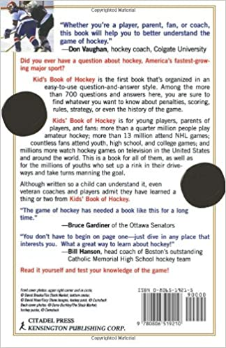 Hockey Shapes SI Kids Rookie Books