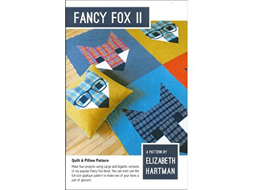 Elizabeth Hartman Fancy Fox II Ptrn Pattern