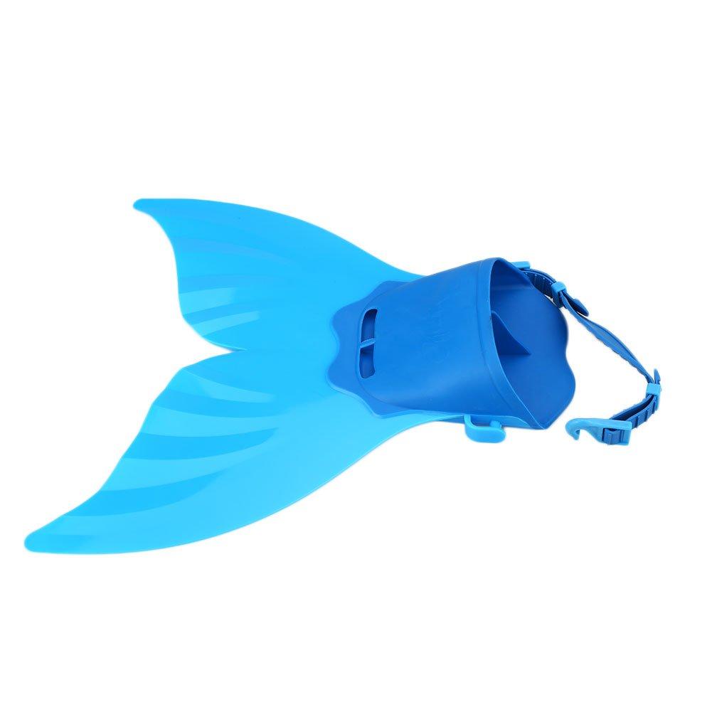Forfar Donde se puede nadar cola de sirena Nado con agua de baño Monoaleta Traje de baño Para las niñas / niños / Niños New
