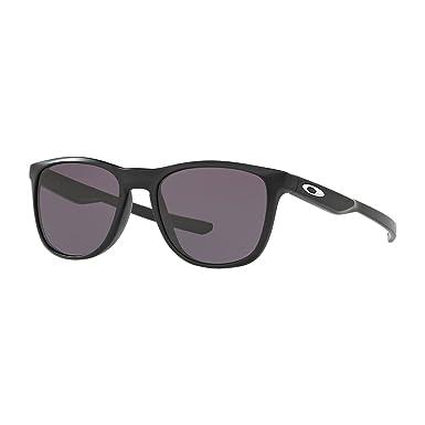 Oakley Sonnenbrille Trillbe X Matte Black Ink / Violet Iridium Polar gmPoQa