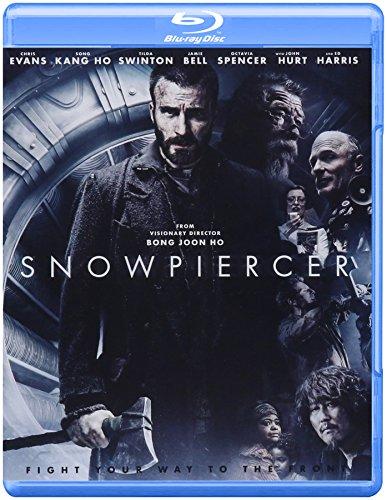 Blu-ray : Snowpiercer (Blu-ray)