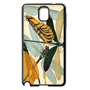 Beautiful Dragonfly Personalized Cover Case for Samsung Galaxy Note 3 N9000,customized phone case ygtg-308988 Kimberly Kurzendoerfer