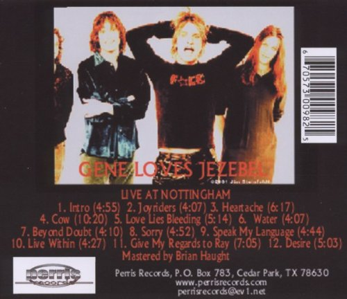 Live at Nottingham by Sound Pollution