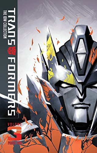 Hot Rod Rodimus Prime (Transformers: IDW Collection Phase Two Volume 3)