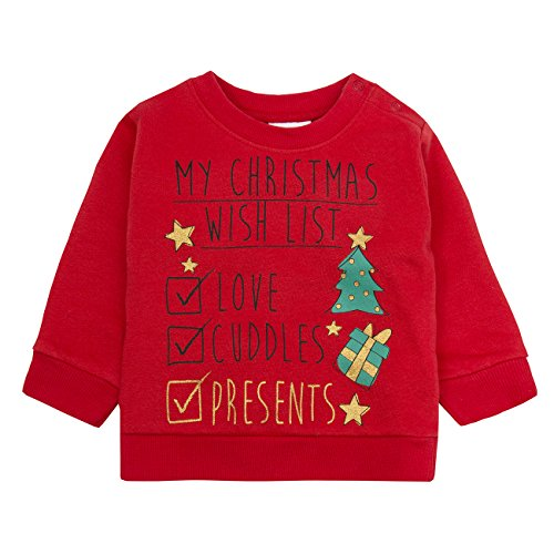 Babies Novelty Christmas Jumper