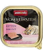 animonda Vom Feinsten Kitten, nat voer voor groeiende katten in het eerste levensjaar