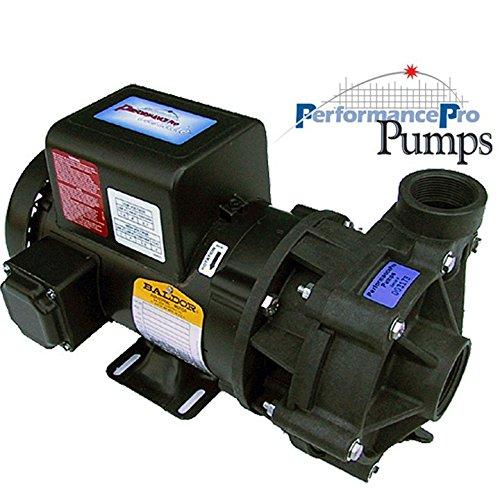 PerformancePro Cascade 1/8 HP 3600 GPH Low RPM External Pond Pump with FREE Bonus Max Ponds Magnet Calendar C-1/8-36