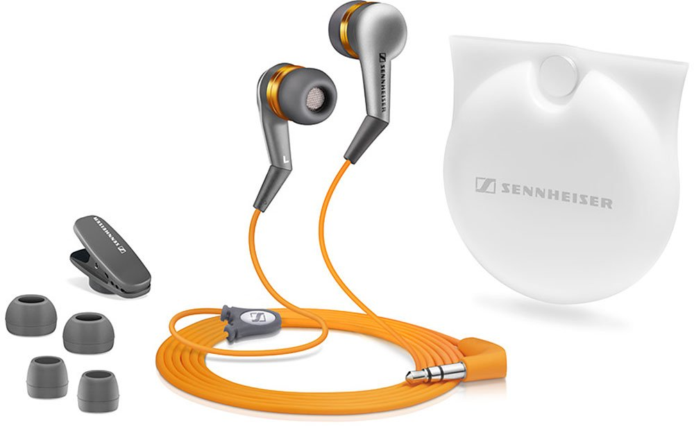 Sennheiser CX380 Sport Series II Noise Isolating Earbuds (Discontinued by Manufacturer) by Sennheiser (Image #1)