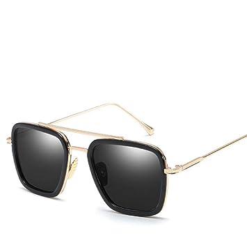 BiuTeFang Gafas de Sol Mujer Hombre Polarizadas de Europa y ...