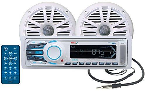 BOSS Audio MCK1306W 6 Receiver Detachable