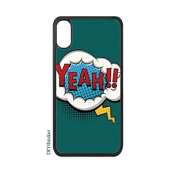 Amazon com: Boom Yeah Dialog Marked iPhone XSS Max