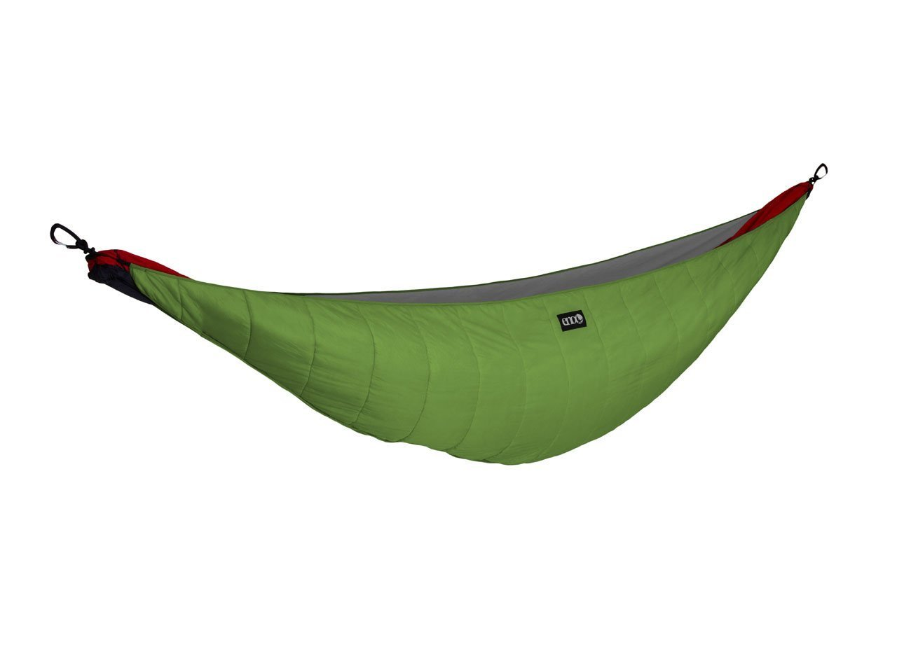 Eagles Nest Outfitters - Ember 2 Under Quilt Lime/Charcoal [並行輸入品] B077QH5KH2