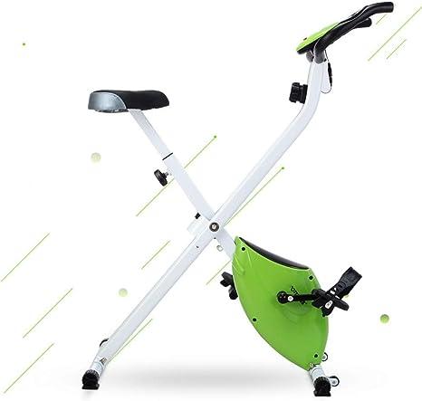 DRLGC Bicicleta de Ejercicios para el hogar, Equipo de Ejercicios ...