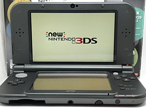 Nintendo New 3DS XL - Black (Cheap Nintendo Ds Games)