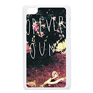 Forever Young iPod Touch 4 Case White Protect your phone BVS_805739