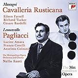 Leoncavallo: Pagliacci / Mascagni: Cavalleria Rusticana (Metropolitan Opera)