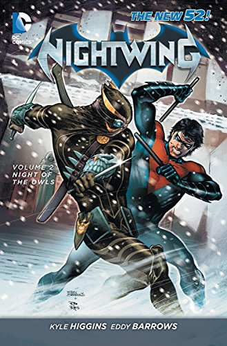 Nightwing, Vol. 2: Night of the Owls (The New 52) by DC Comics