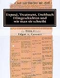 Exposee, Treatment, Drehbuch, Edgar von Cossart, 1492994472