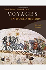 Voyages in World History, Volume 1 (Available Titles CourseMate) Paperback