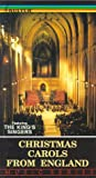 50 british artists - Christmas Carols From England [VHS]