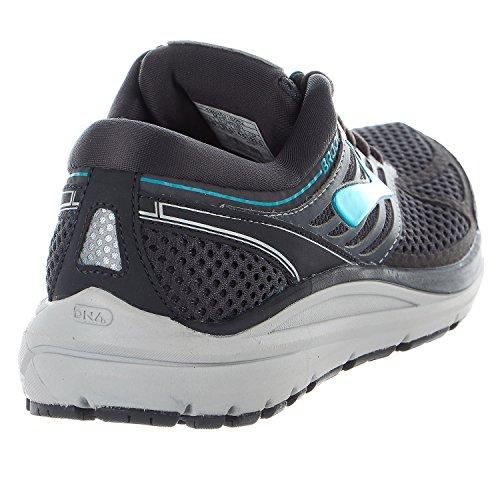1f3e81346f131c Ebony Extra pagoda Women s Wide silver Running Shoe 13 Blue 2e Addiction  Brooks ROtZ8wqZ