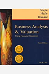 Business Analysis and Valuation Using Financial Statements Hardcover