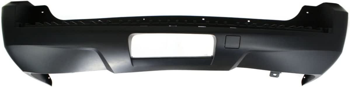 OE Replacement Chevrolet Avalanche Front Bumper Cover Partslink Number GM1000680