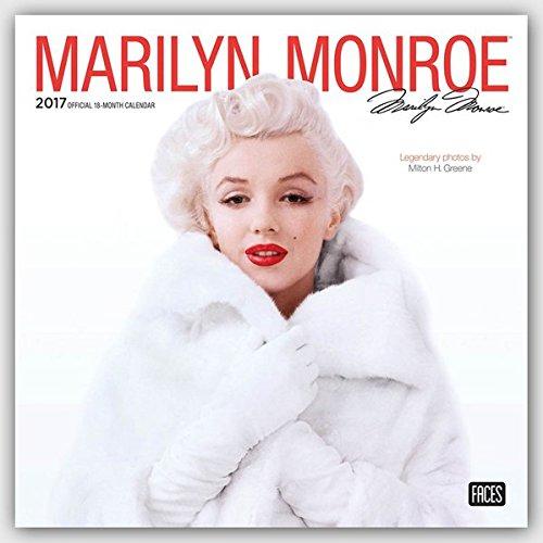 Marilyn Monroe 2017-18-Monatskalender: Original BrownTrout-Kalender [Mehrsprachig] [Kalender] (Wall-Kalender)