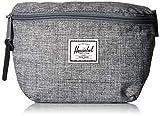 Herschel Fourteen Waist Pack, Raven Crosshatch, 1.0L