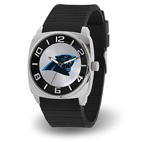 NFL Men's Forever a Fan Watch (Carolina Panthers) (Sports Panthers Watch)