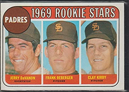 Jerry DaVanon, Frank Reberger and Clay Kirby