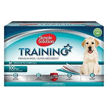 Simple Solution Pañales de entrenamiento para perros