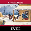 Jo's Boys Audiobook by Louisa May Alcott Narrated by Barbara Caruso