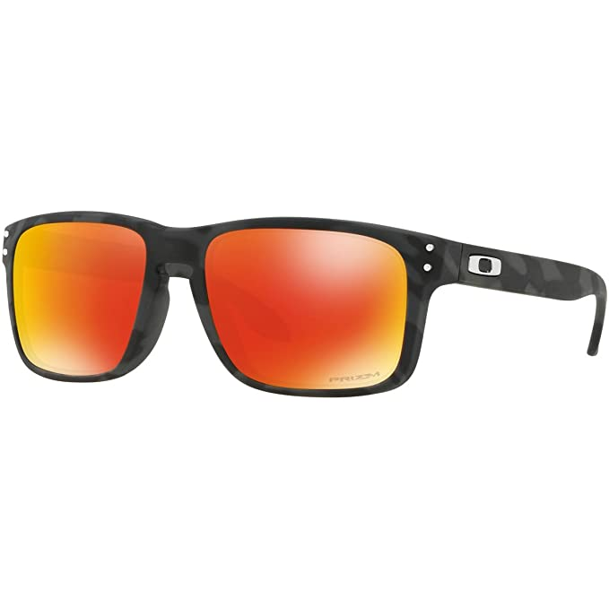 Amazon.com: Oakley Men s Holbrook (A) No polarizado ...