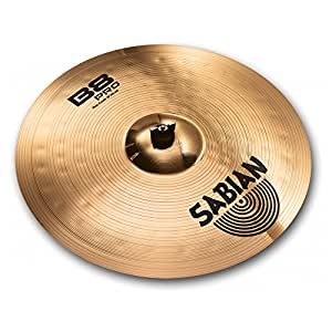 sabian 31806b b8 pro 18 inch crash cymbal cell phones accessories. Black Bedroom Furniture Sets. Home Design Ideas