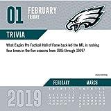 Turner Licensing Philadelphia Eagles 2019 Box Calendar (19998051450)