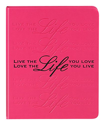 Inspirational Journal Live engraved cover