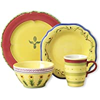Pfaltzgraff Pistoulet 16-pc. Dinnerware Set + $10 Kohls Cash