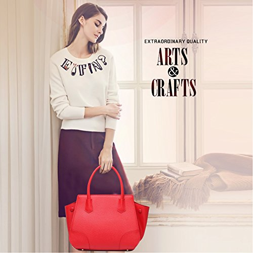 designer purse sale j5yl  Women Faux Leather Handbags Fashion Designer Tote Handbag Large Top Handle Satchel  Handbag hot sale 2017