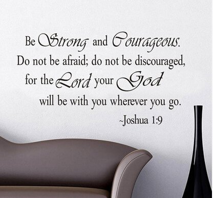 Amazon Christian Inspirational Quotes Vinyl Lettering Wall Gorgeous Christian Inspirational Quotes