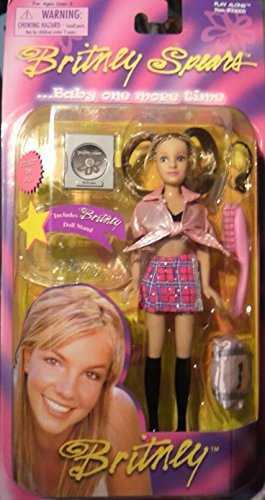 Buy 7 Britney Spears Fashion Doll Baby One More Time Online At Low Prices In India Amazon In
