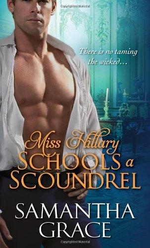 Download Miss Hillary Schools a Scoundrel (Beau Monde) pdf
