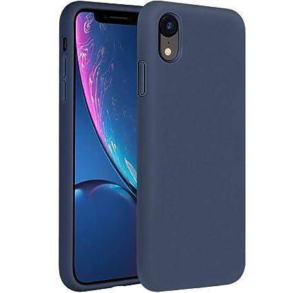 Amazon. Com: miracase liquid silicon case compatible with iphone.