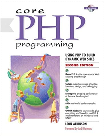afa47f4d406ac Core Php Programming  Using Php to Build Dynamic Web Sites 2nd Edition