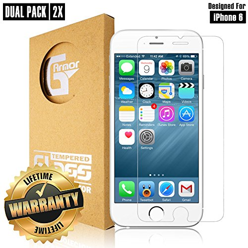 iPhone Screen Protector Pack G Armor product image