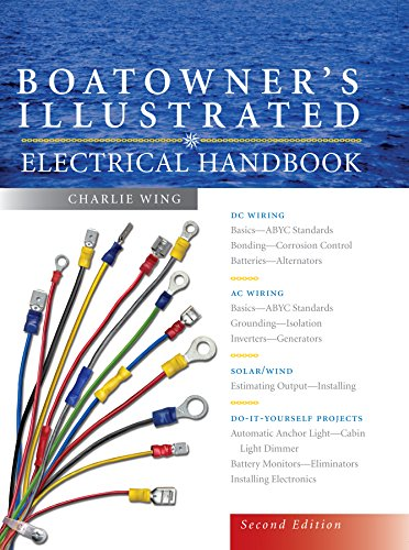 boatowner s illustrated electrical handbook charlie wing ebook rh amazon com Boat Ignition Switch Wiring Diagram Boat Wiring Diagram Printable